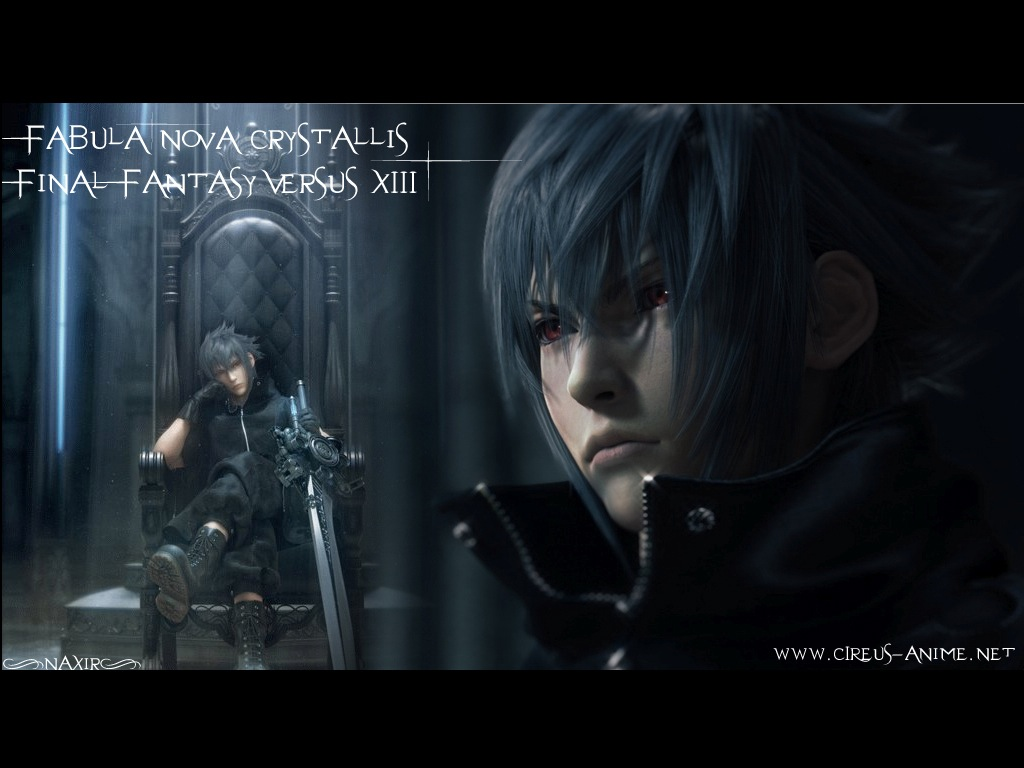 Final Fantasy Versus XIII. Submitted by Naxir (1024 x 768)